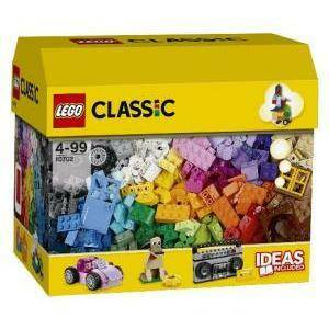 lego lego costruzioni set creativo