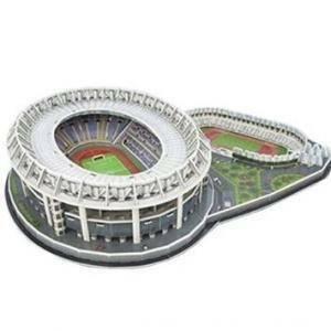 giochi preziosi stadio olimpico lazio puzzle 3d