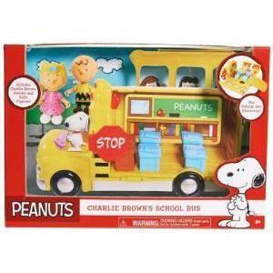 imc toys snoopy scuola bus