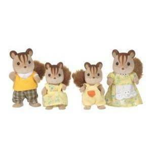 sylvanian family sylvanian family famiglia scoiattoli