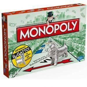 hasbro - mb hasbro - mb monopoli classico nuova edizione italiano