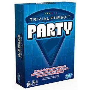 hasbro - mb hasbro - mb trivial pursuit party
