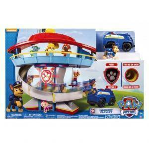 spinmaster spinmaster paw patrol quartiere generale
