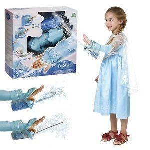 giochi preziosi frozen bracciale spara neve e acqua