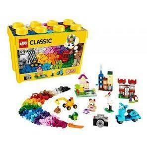lego scatola mattoncini creativi lego classic