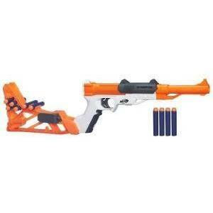 hasbro - mb hasbro - mb fucile nerf nstrike sharpfire