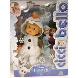 giochi preziosi giochi preziosi cicciobello disney frozen olaf