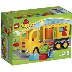 lego lego camion con rimorchio