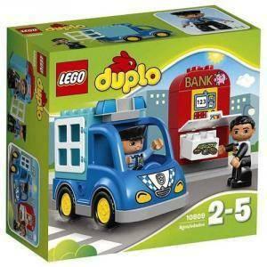 lego lego auto della polizia