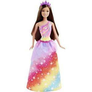mattel mattel barbie principessa dell'arcobaleno