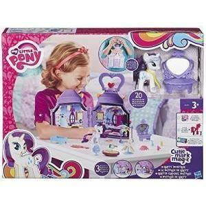 hasbro - mb boutique di rarity my little pony