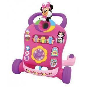 giochi preziosi giochi preziosi primi passi baby walker minnie