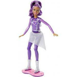 mattel mattel bambola sally avventura stellare barbie