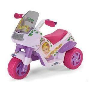 peg perego moto raider princess elettrica
