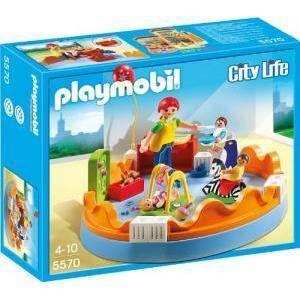 playmobil area gioco prima infanzia