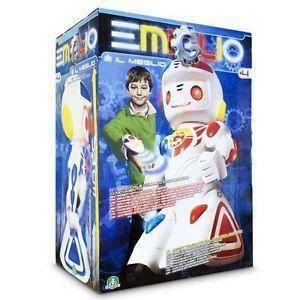 giochi preziosi giochi preziosi emiglio robot