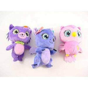 spinmaster spinmaster personaggio little charmers peluche