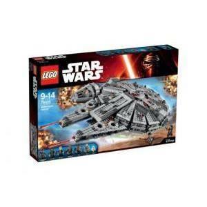 lego lego star wars millennium falcon