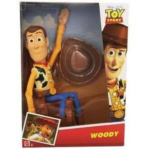 mattel mattel personaggio basic woody toy story