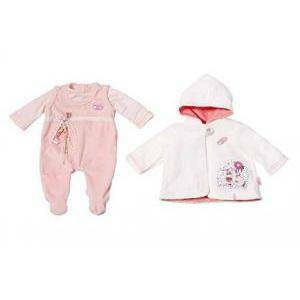 zapf creation zapf creation baby annabell deluxe first layette