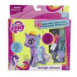 hasbro - mb hasbro - mb my little pony deco pony