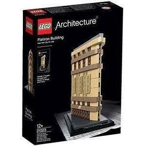 lego lego grattacielo flatiron