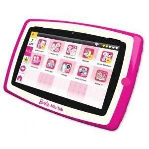 lisciani giochi lisciani giochi mio tab barbie evolution tablet