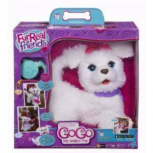 hasbro - mb hasbro - mb cane gogo fur real friends