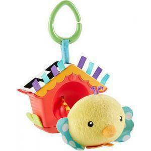 fisher price fisher price uccellino baby cinguettio