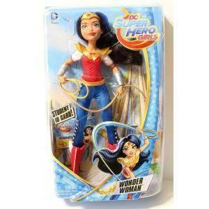 mattel super hero girls