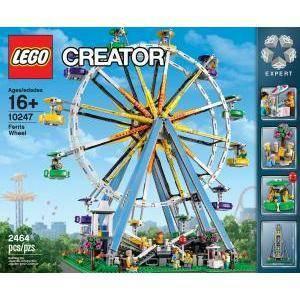 lego ruota panoramica lego 10247