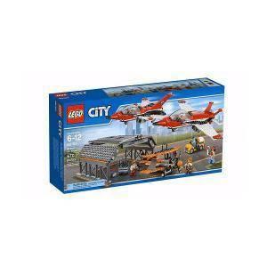 lego air show all'aereoporto lego city 60103