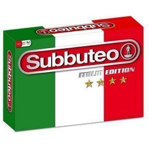 giochi preziosi giochi preziosi subbuteo set box italia 4 team