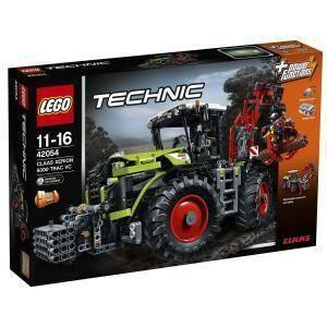 lego claas xerion 5000 trac vc lego 42054