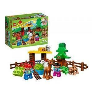 lego lego foresta - animali