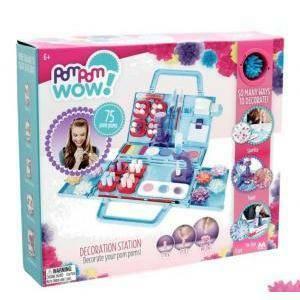 giochi preziosi giochi preziosi pom pom wow decoration playset