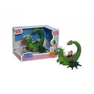 giochi preziosi peppa pig sir george e il drago con suoni