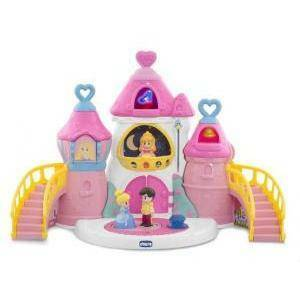 chicco castello elettronico delle principesse disney