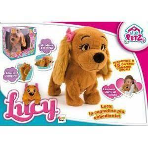 imc toys imc toys lucy cane interattivo