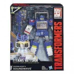 hasbro - mb hasbro - mb transformers generations leader titans return
