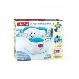 fisher price fisher price la mia prima toilette