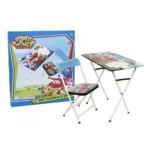 giochi preziosi giochi preziosi superwings set tavolo e sedia