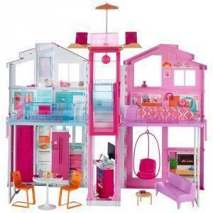 mattel mattel casa malibu barbie