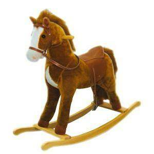 giochi preziosi giochi preziosi cavallo a dondolo con suoni