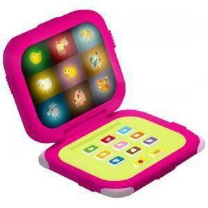 lisciani giochi lisciani giochi carotina baby laptop bambina