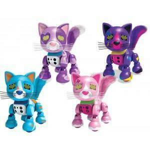 spinmaster spinmaster zoomer gatto meowzies