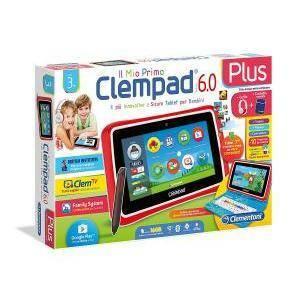 clementoni clementoni il mio primo clempad 6.0 plus tablet educativo