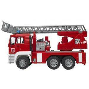 bruder bruder camion autopompa pompieri