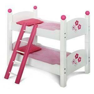 vedes vedes letto a castello rosa con scalette