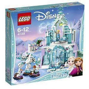 lego lego il magico castello di ghiaccio di elsa